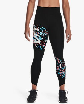 Women's UA Run Floral 7/8 Tights